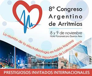 8º Congreso Argentino de Arritmias