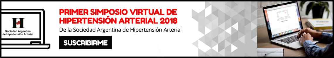 Primer Simposio Virtual de Hipertensión Arterial