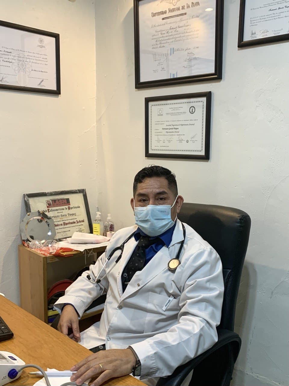 Paciente masculino de 28 años que desarrolla BCRI durante ergometría – 2017